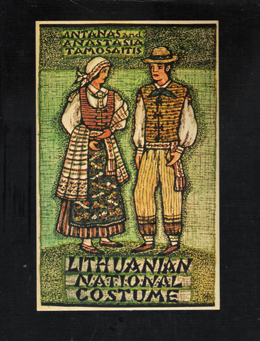Lithuanian National Costume