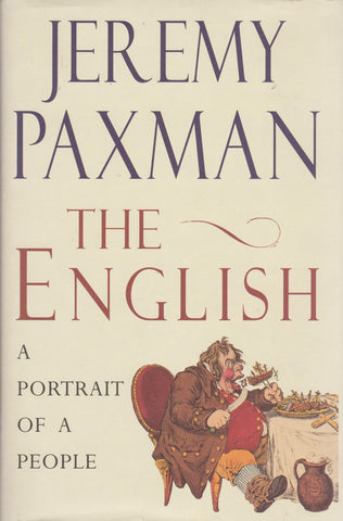 Jeremy Paxman - The English: A Portrait of a People