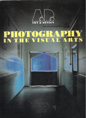 Art & Design. Photography in the Visual Arts