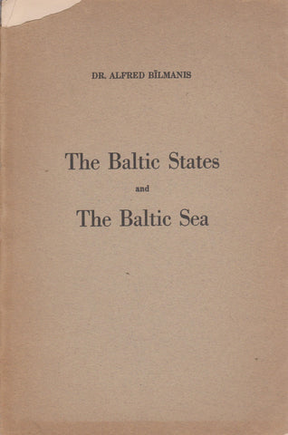 The Baltic States and the problem of the freedom of the Baltic Sea, 1943 m.
