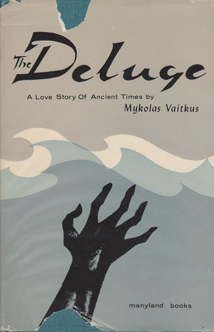 M. Vaitkus - The deluge : a love story of Ancient times, 1965