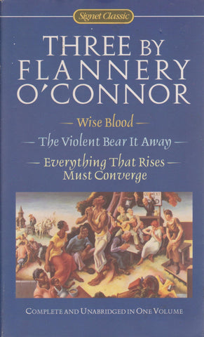 Flannery O'Connor - Three