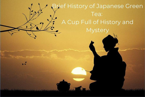 Brief History of Japanese Green Tea: A Cup Full of History and Mystery