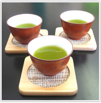 Enjoy Japanese Green Tea