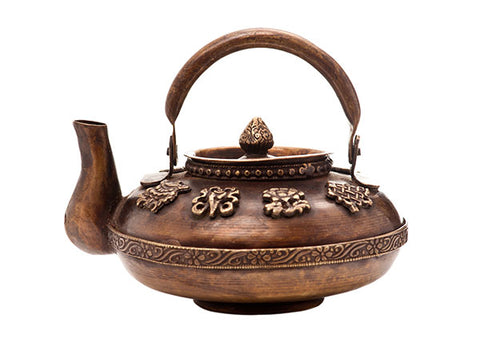 Indian Tea Pot