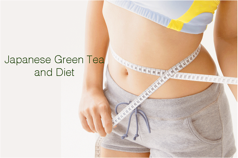 IS JAPANESE GREEN TEA GOOD FOR DIET?