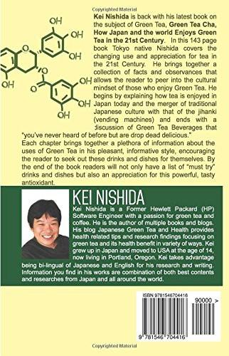 Book - Green Tea Cha : How Japan and the World Enjoy Green Tea in the 21st Century