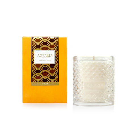Agraria - Balsam Woven Crystal Candle