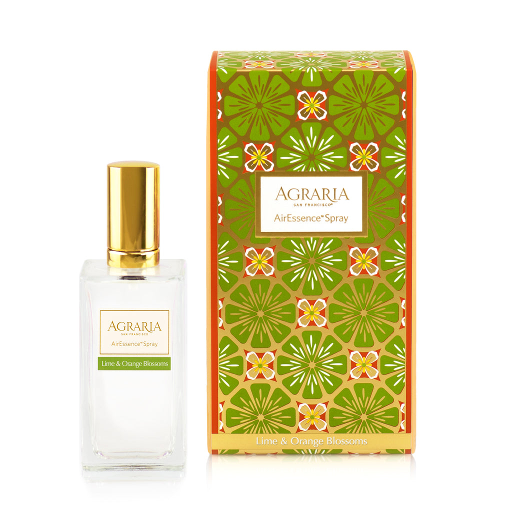Agraria - Lime & Orange Blossoms AirEssence Spray