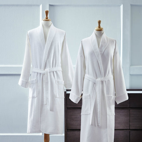 Sferra Berkley White Robes