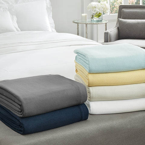 Allegra Blanket Stack