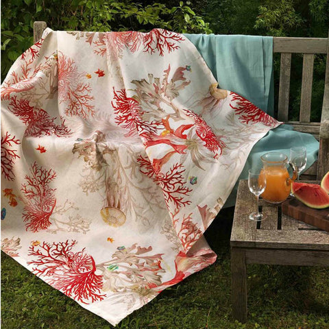 Aquarius Tablecloth