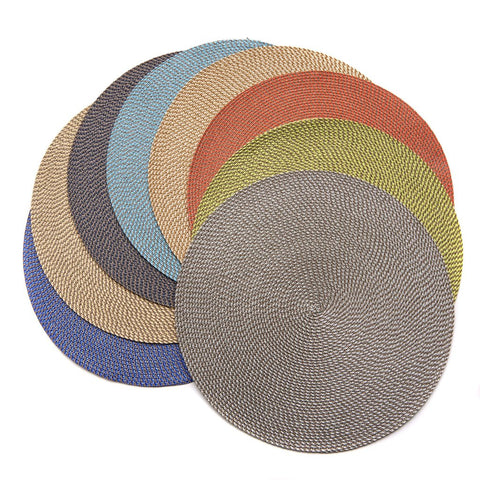 Deborah Rhodes - Muted Basketweave Placemats