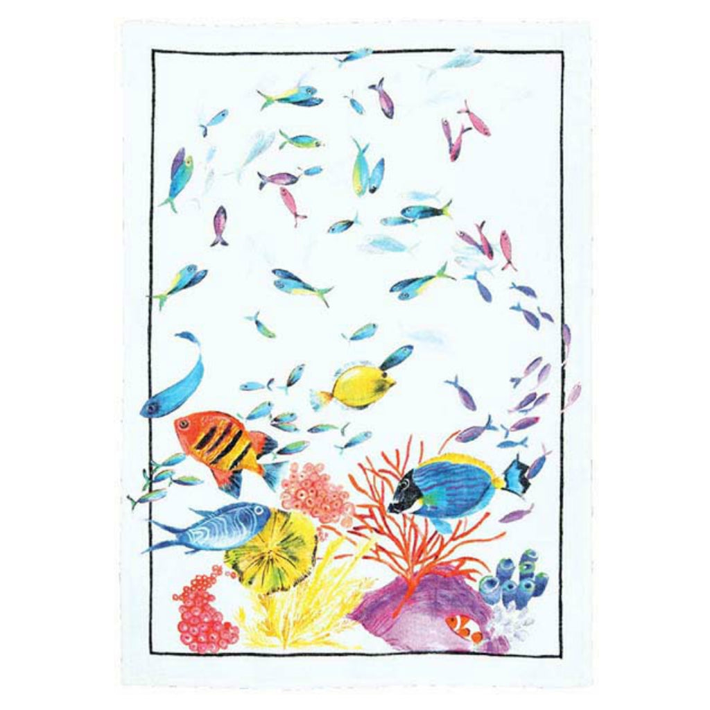 Belize Stella Tea Towels
