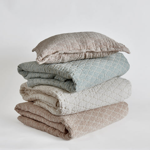 Boyce Coverlet & Shams