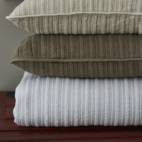TL at Home - Clair Coverlet Stack