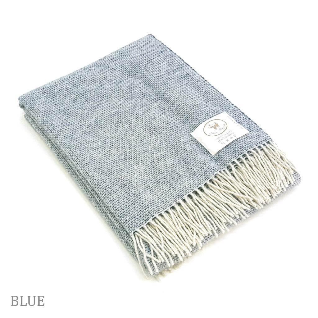 COBI - Doris Throw - Blue