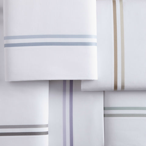Duo Woven Stripe Sheets