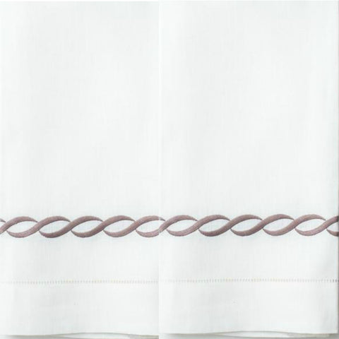 Greenwich Chain Guest Towels