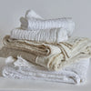 Hudson Coverlet Stack