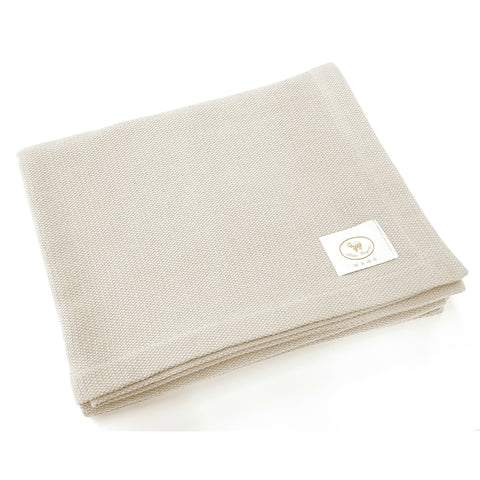COBI - Perla Blanket - Natural White
