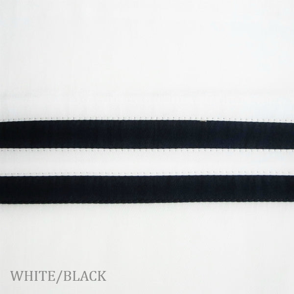Home Treasures - Abbey White/Black