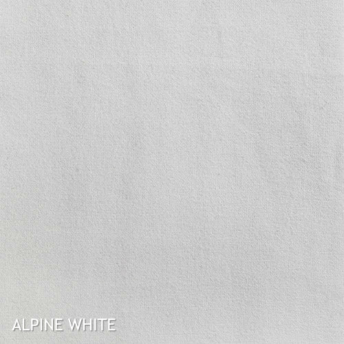 Jackson Flannel - Alpine White