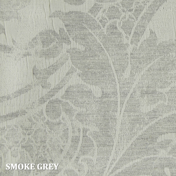 Home Treasures - Medici Duvet Cover & Shams - Smoke Grey