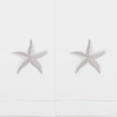 Henry Handwork - Starfish Luxe Guest Towels