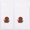 Turkey Gold Dinner Napkins