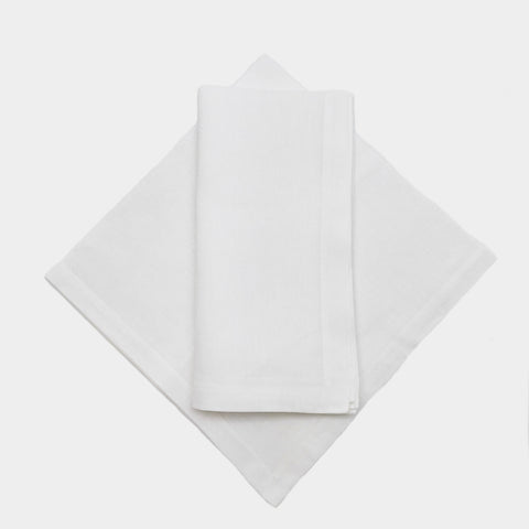 Hamburg House - Solid Linen Napkins