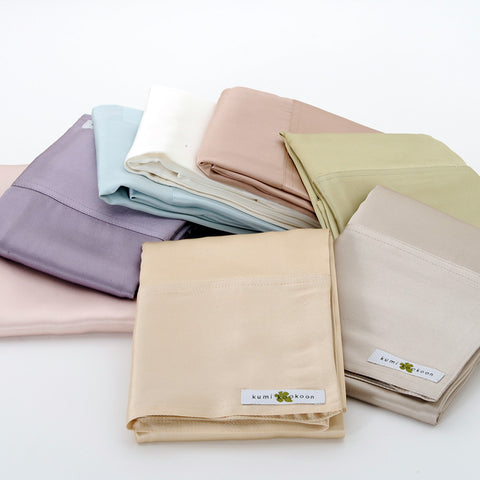 Kumi Kookoon - Classic Silk Pillowcase