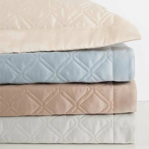 Home Treasures Renaissance Quilted Coverlet & Shams