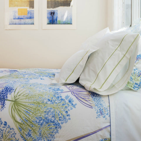 Stamattina Agapanthus Duvet Covers & Shams