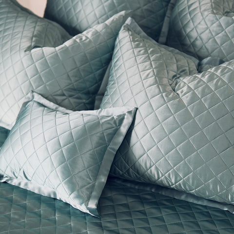 Kumi Kookoon - Quilted Silk Coverlets & Shams