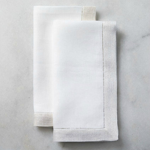 sferra Filletto Dinner Napkins