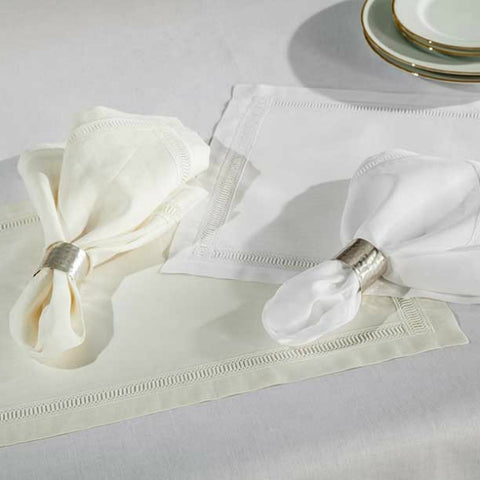 Home Treasures Doric Lace Napkins