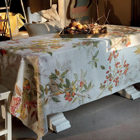 Arbousier Printed Tablecloth