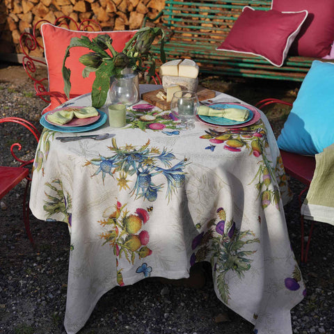 Cynar Printed Tablecloth