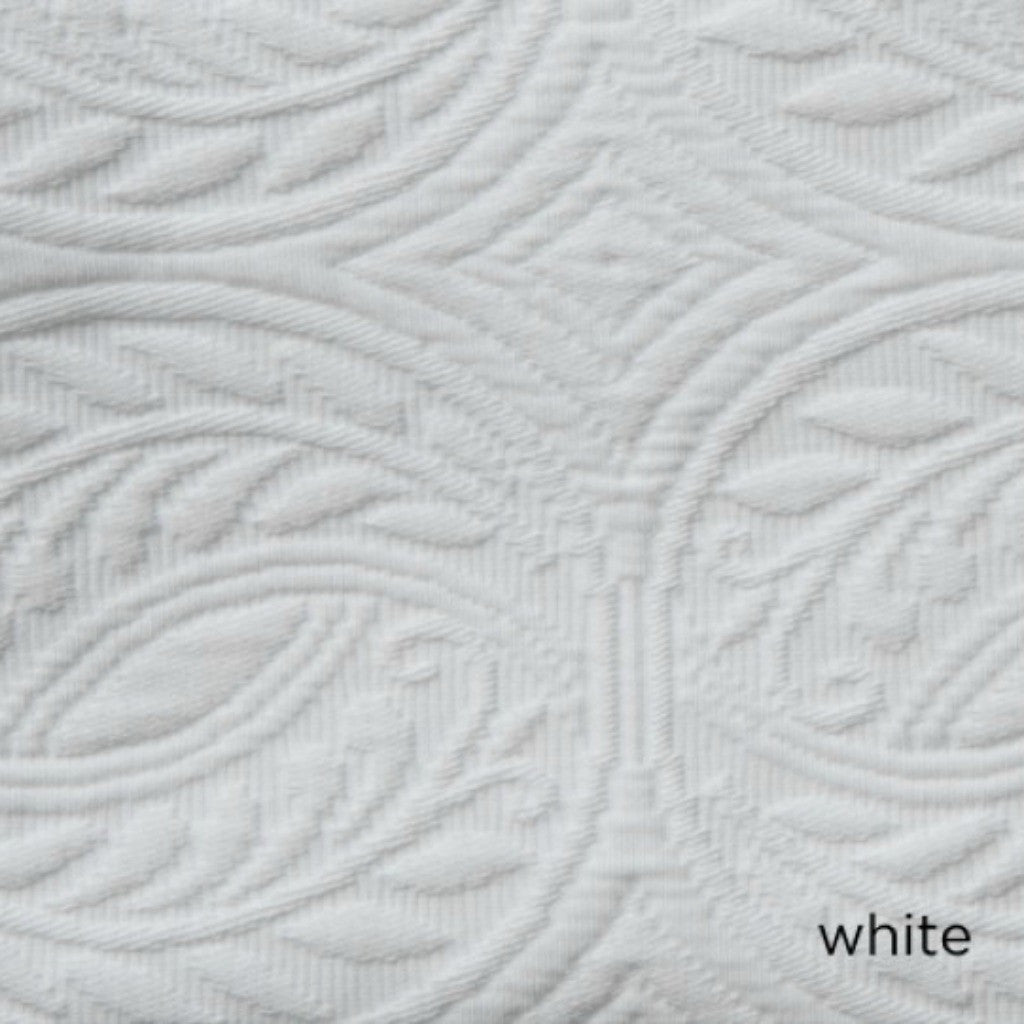 Peacock Alley - Vienna White Swatch