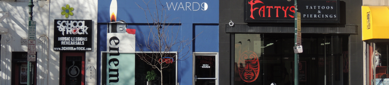 Ward 9 Product Brands
