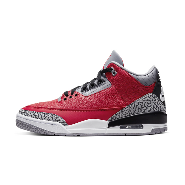"Retro 3 SE ""Fire Red"""