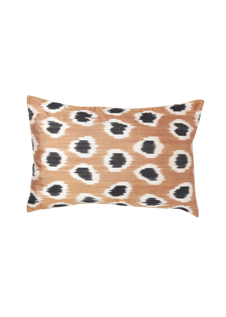 Narcissus iKat Silk Cushion Cover - POLKRA