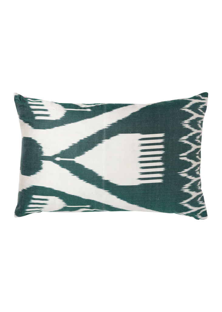 Snapdragon iKat Silk Cushion Cover - POLKRA