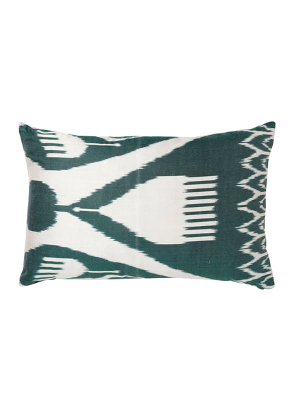 Snapdragon iKat Silk Cushion Cover