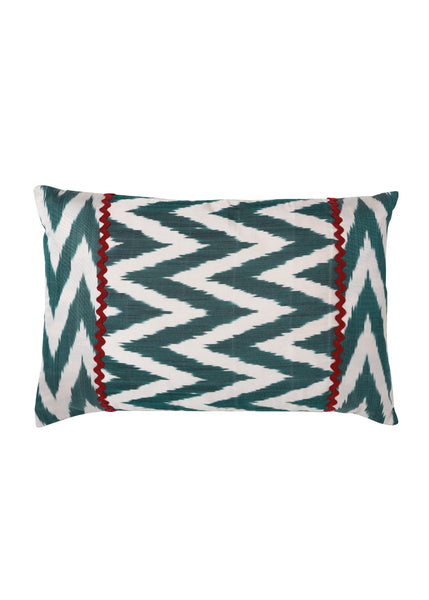 Cosmos iKat Silk Cushion Cover - POLKRA