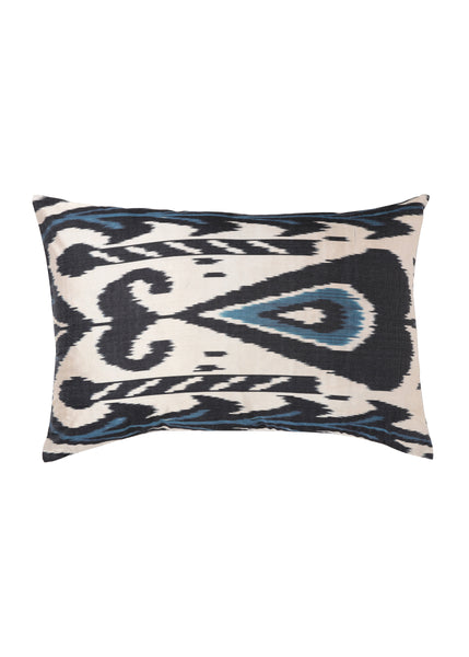 Ramson iKat Silk Cushion Cover - POLKRA