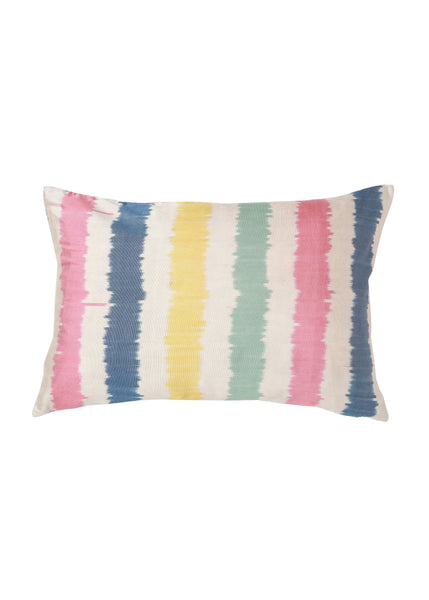 Bramble iKat Silk Cushion Cover - POLKRA