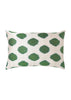 Sweet Pea iKat Silk Cushion Cover