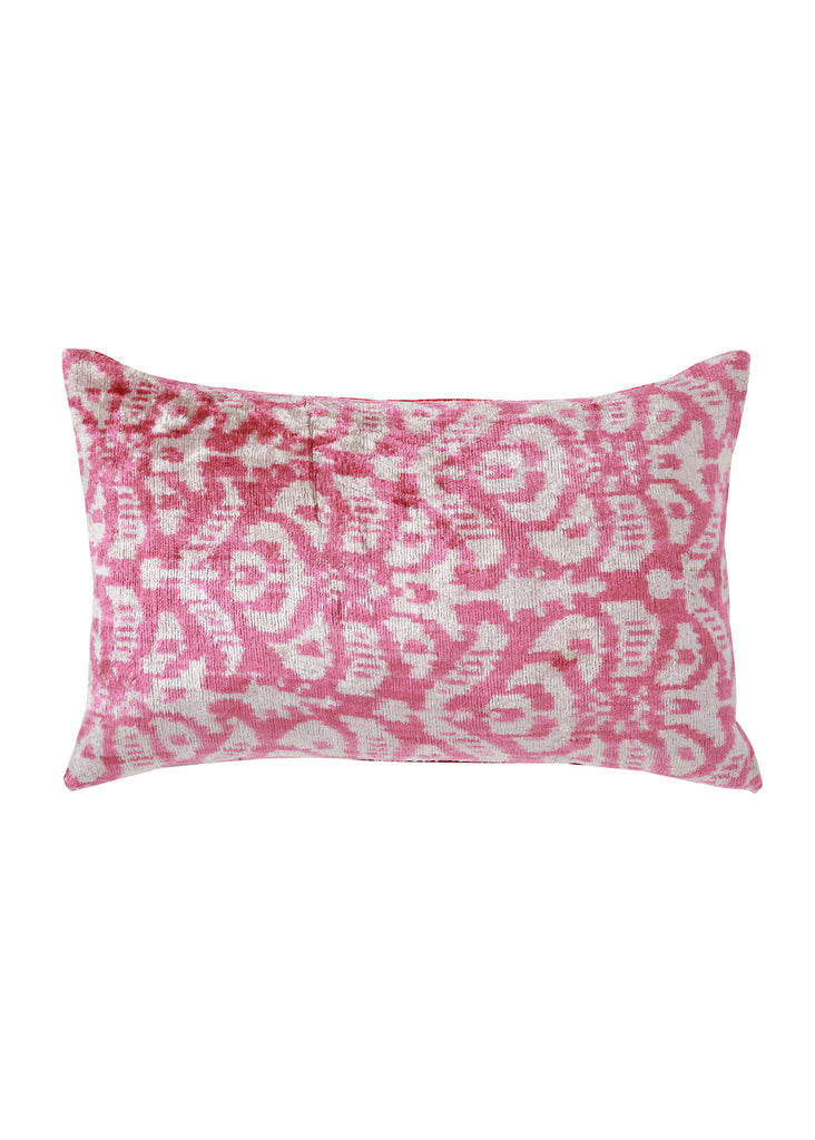 Anemone iKat Velvet Cushion Cover
